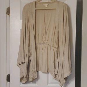 Sim & Sam short kimono wide sleeves